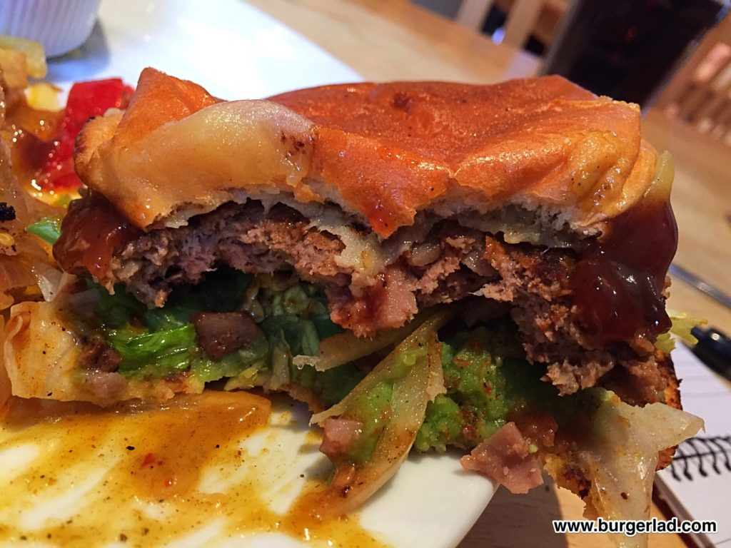Courtyard Wigan - This is Wigan Burger Review
