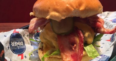 The Diner Diablo Burger Review