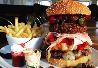 Solita Christmas Burger 2016