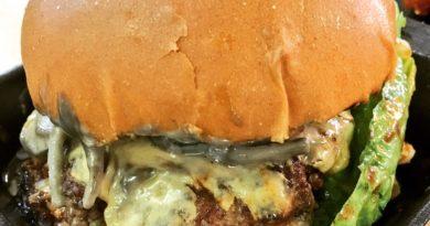 Fusion Lab Miyagi Burger