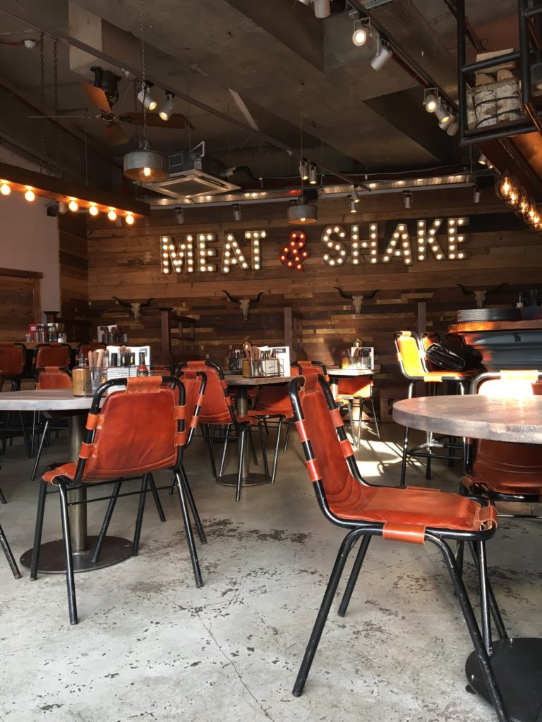 Meat & Shake Luchador