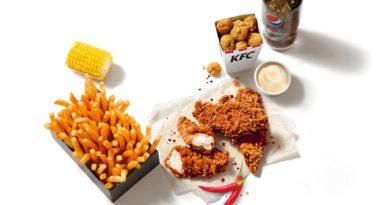 KFC Zinger Boneless Banquet