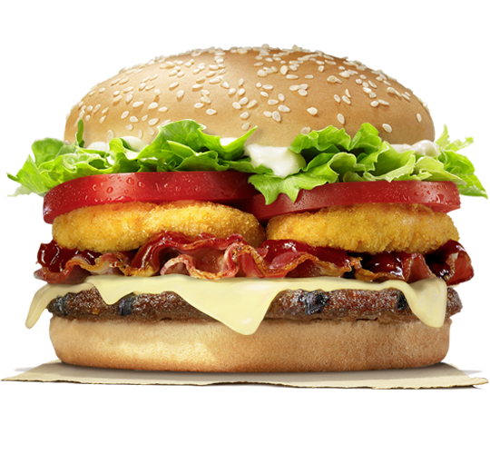 Burger King Texas Whopper