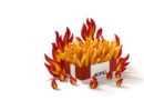 KFC Zinger Fries & Zinger Minis