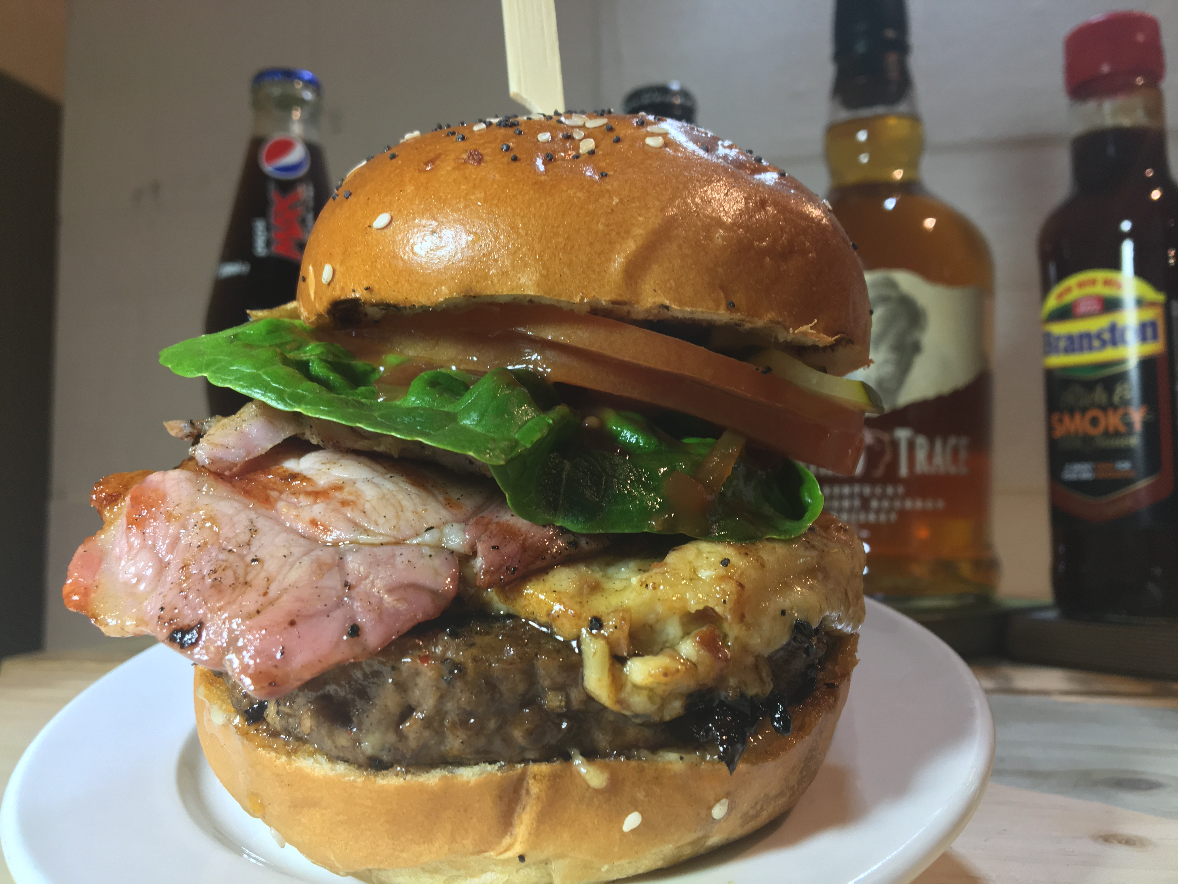 National Burger Awards 2017 - Pictures of all the burgers & winners!
