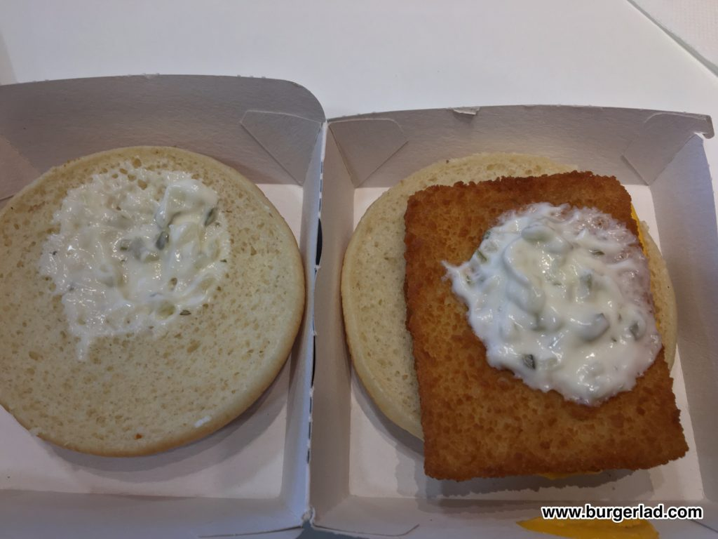 McDonald's Filet-O-Fish Review
