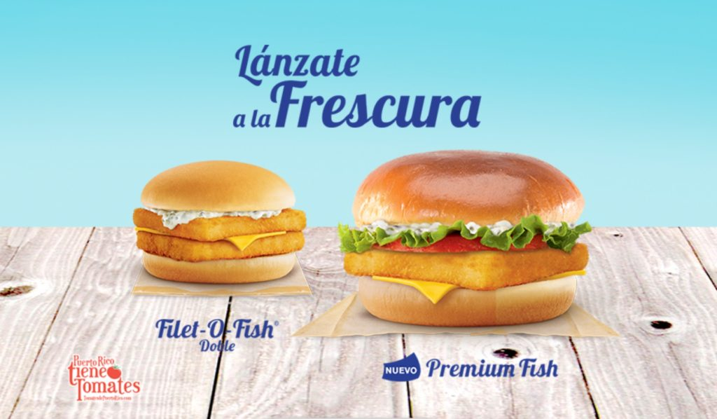 McDonald's Double Filet-O-Fish