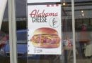 KFC Alabama Cheese Burger