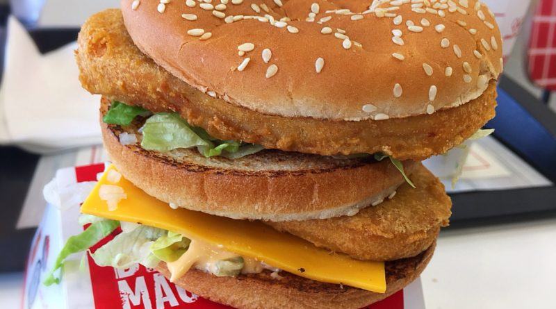 McDonald's Chicken Big Mac