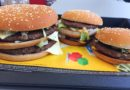McDonald's Grand Mac & Mac Jr