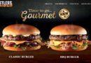 Rustlers Gourmet Classic Burger