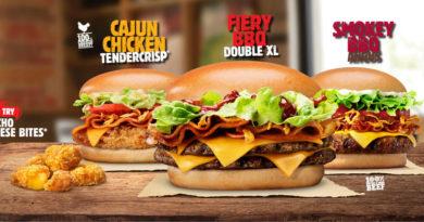 Burger King Summer BBQ 2017