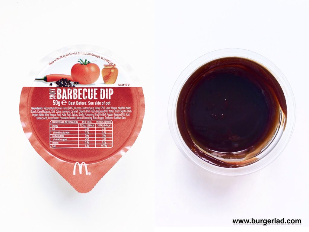 McDonald's Smoky Barbecue Dip