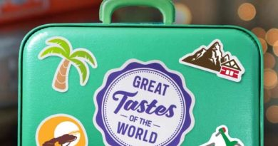 McDonald's Great Tastes of the World 2017