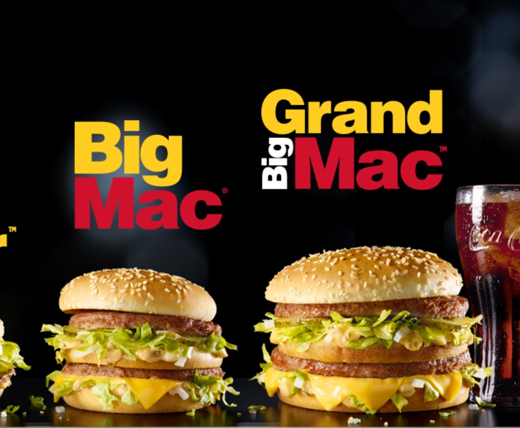 grand big mac - photo #2