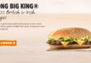 Burger King Long Big King