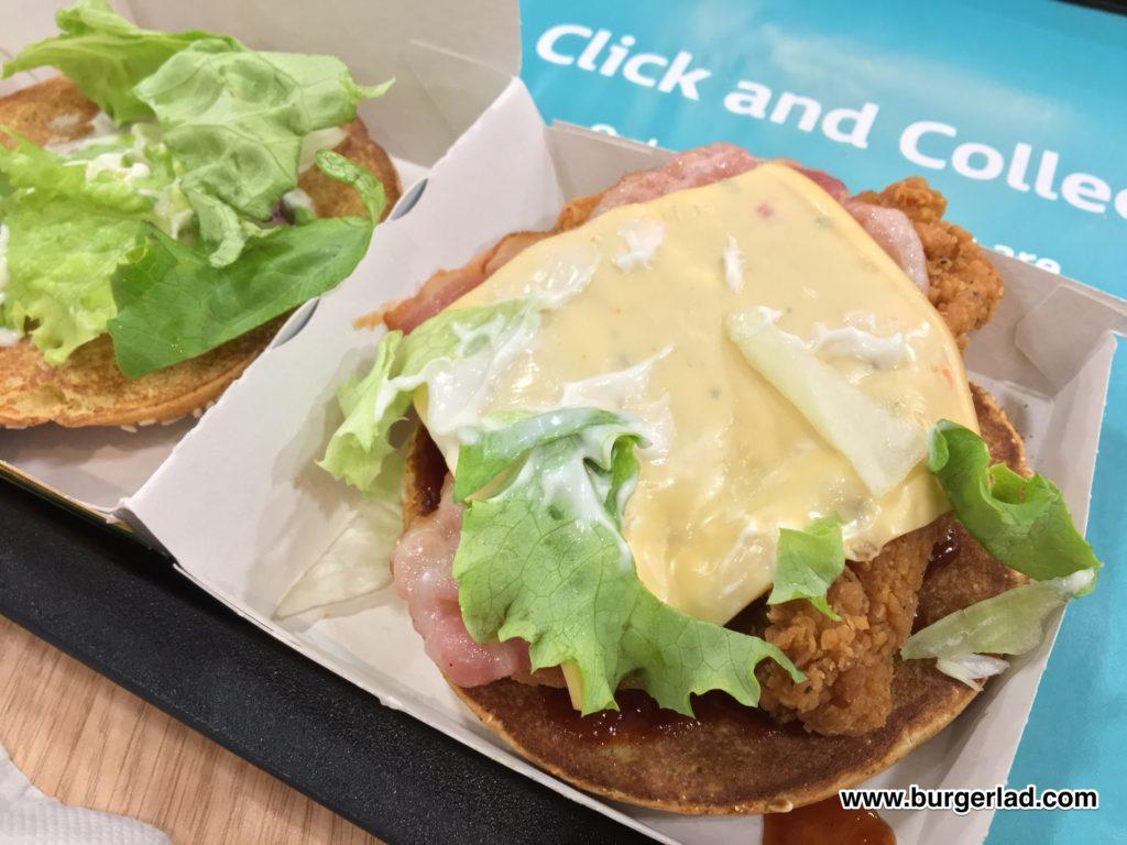 McDonald's Jamaican Chicken