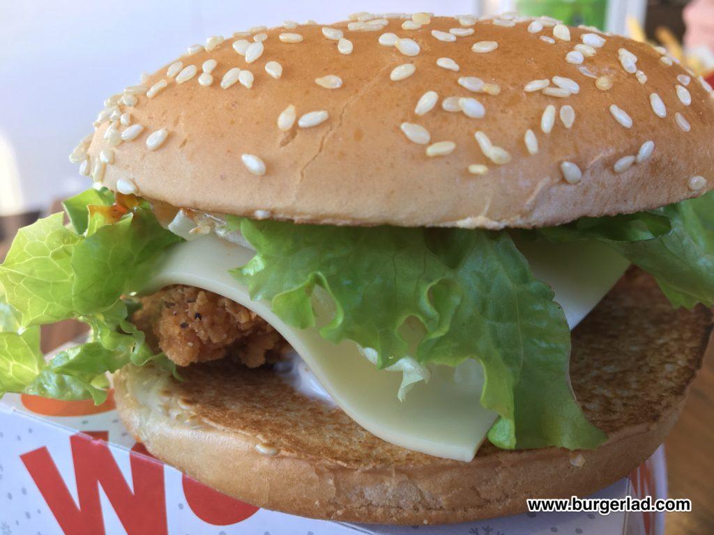 McDonald's Christmas Chicken Warmer