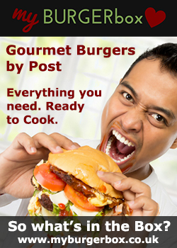 BurgerBox Gourmet Burgers by Post