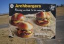 McDonald's Archburger