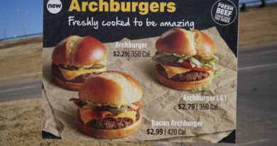McDonald's Archburger Review