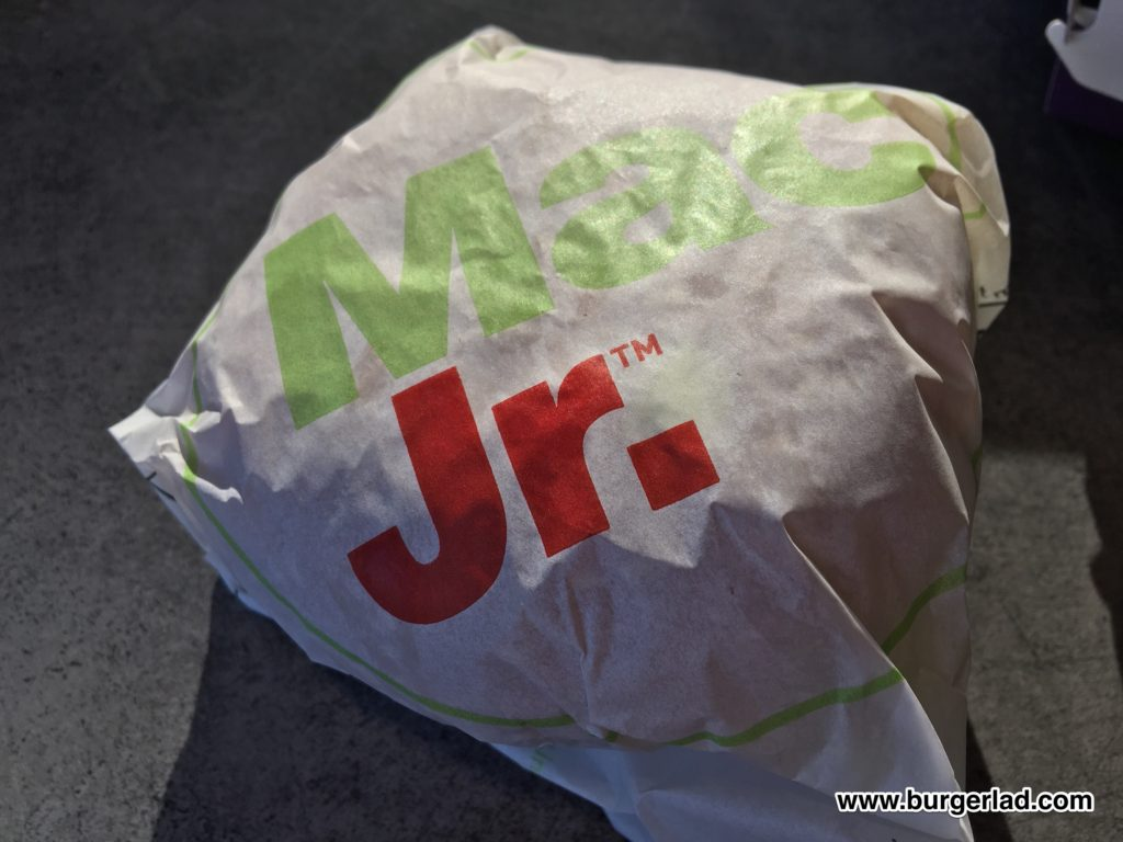 McDonald's Mac Jr. & Grand Big Mac