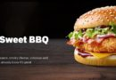 McDonald's Sticky 'n' Sweet BBQ Chicken