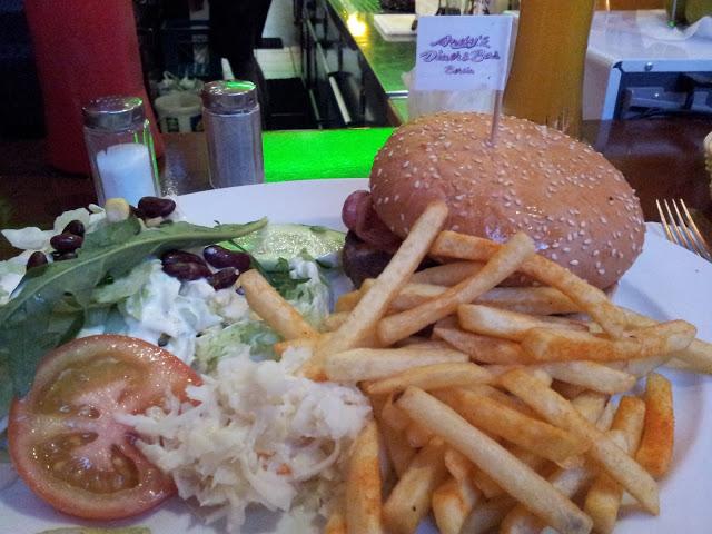 Andy's Diner Berlin