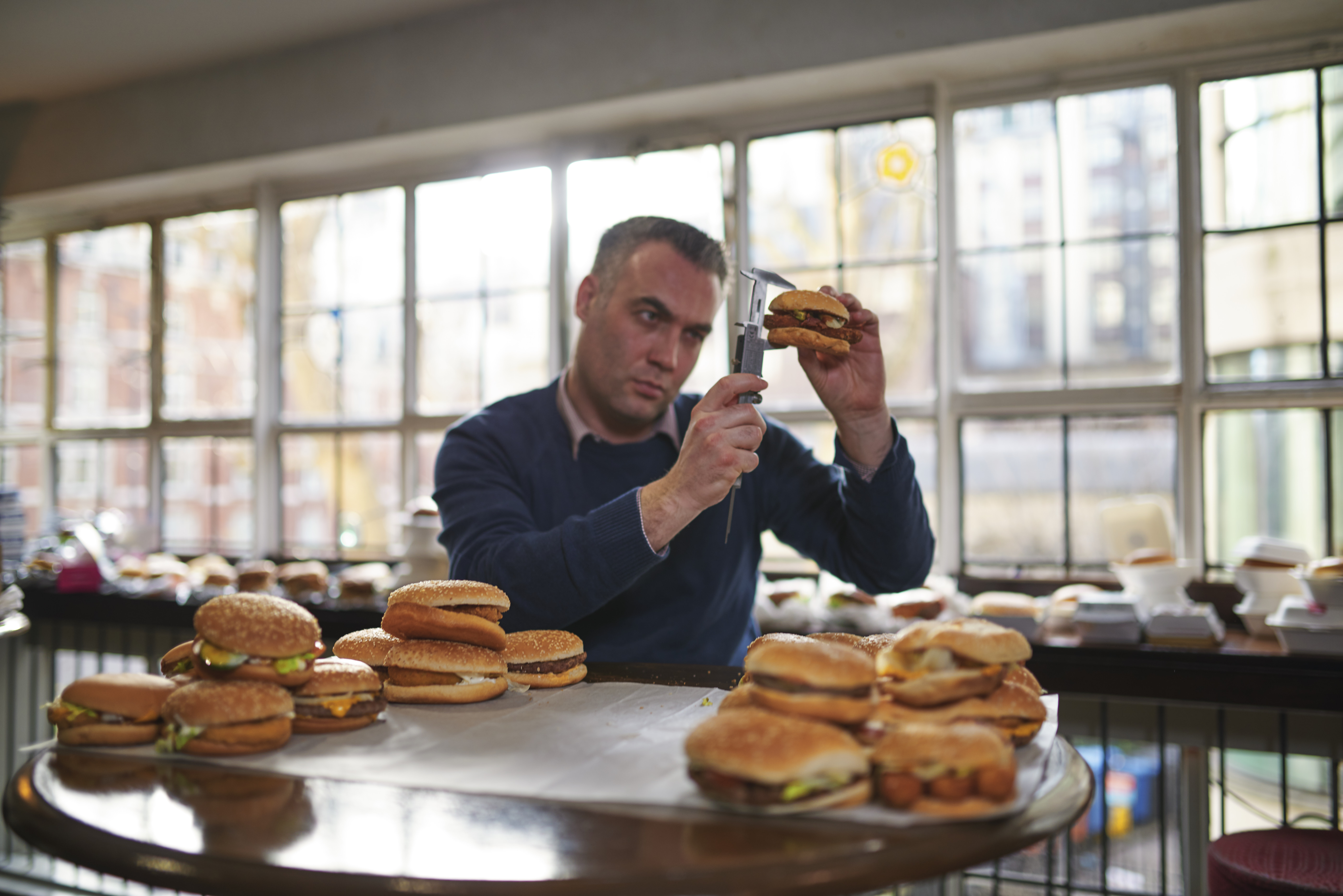 Lantmannen Americana Burger Insights