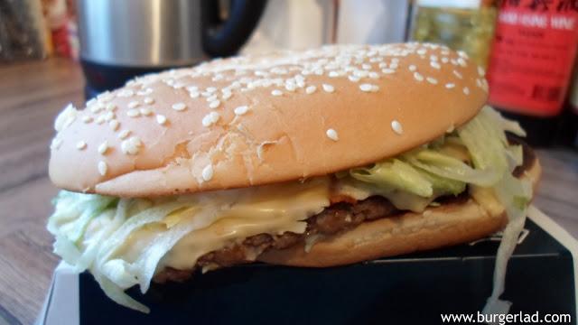 McDonald's California Melt