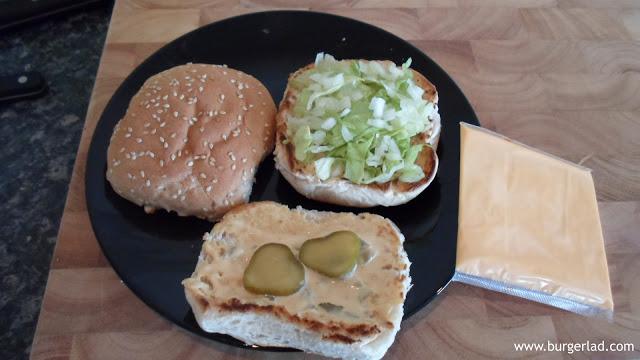 The Takeaway Secret Mega Burger