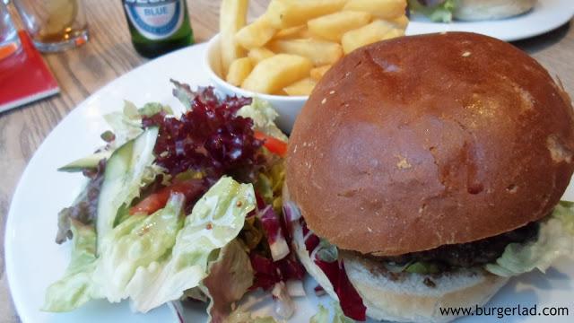 The Strand Burger