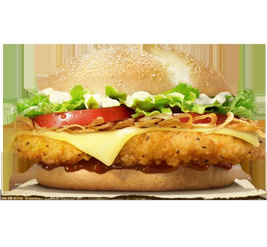 Burger King California Chicken Tendercrisp