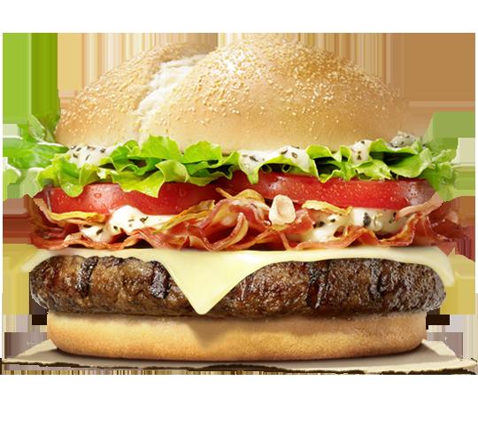 Burger King Chicago Angus