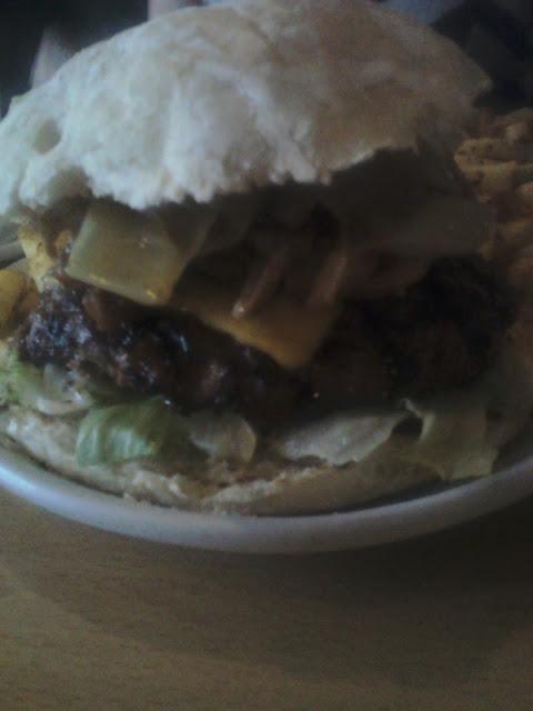 Atomic Burger Chuck Norris