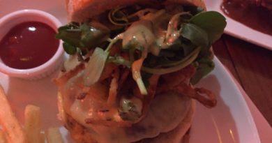 Solita New York Style Burger