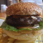 Beefeater Steak Burger