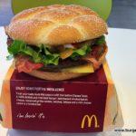 McDonald's Festive Cheese Feast
