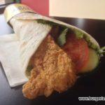 McDonald's Garlic Mayo Chicken One