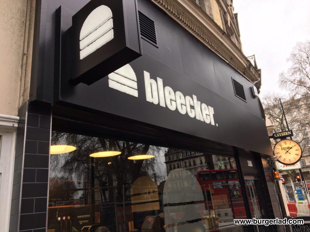 Bleecker Burger Bacon Cheeseburger