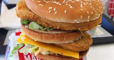 McDonald's Chicken Big Mac