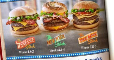 McDonald's Great Tastes of America 2016
