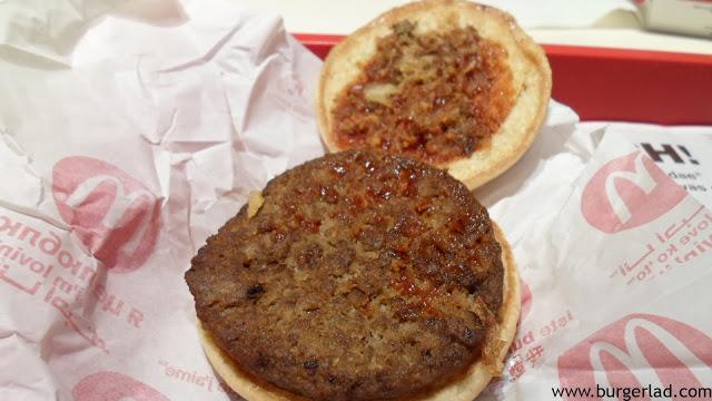 McDonald's Western Beef