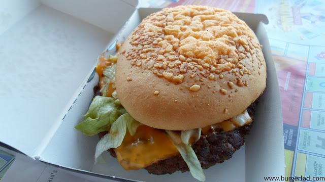 McDonald's Louisiana BBQ