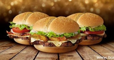 Burger King Three Pepper Angus