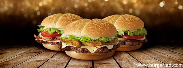 Burger King Three Pepper Angus