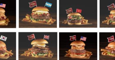 Hard Rock Cafe World Burger Tour 2017