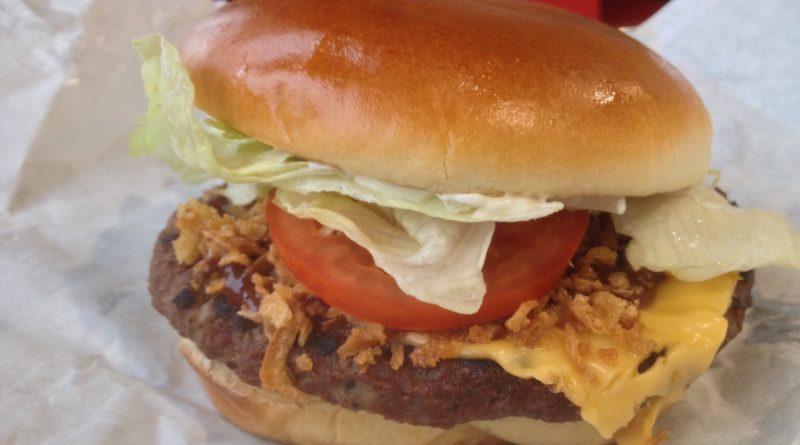 Burger King Gold Angus Supreme