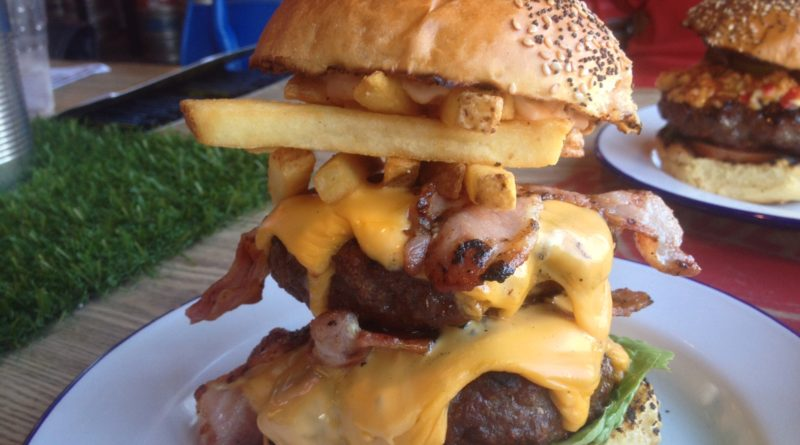 BurgerFest Taunton