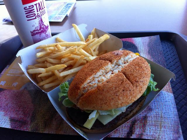 McDonald's Spanish Grande